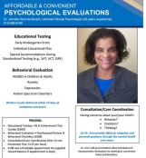 Psychological Testing Services